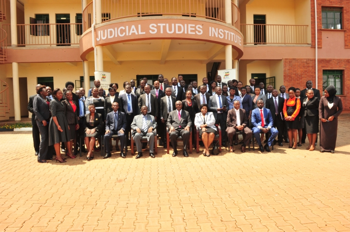 Induction of Grade I Magistrates