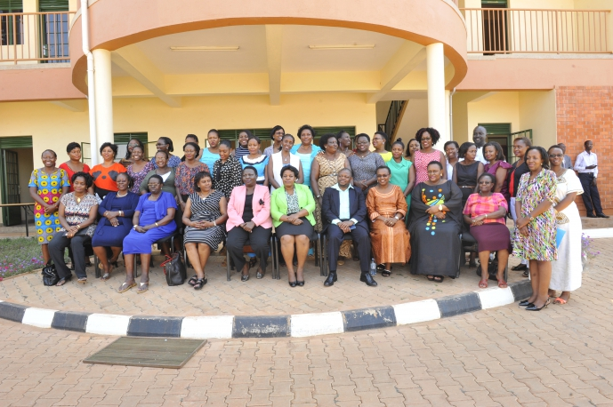 National Association for Women Judges Uganda Meeting